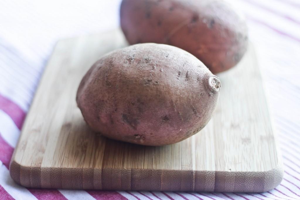 Chilli and Sweet Potato