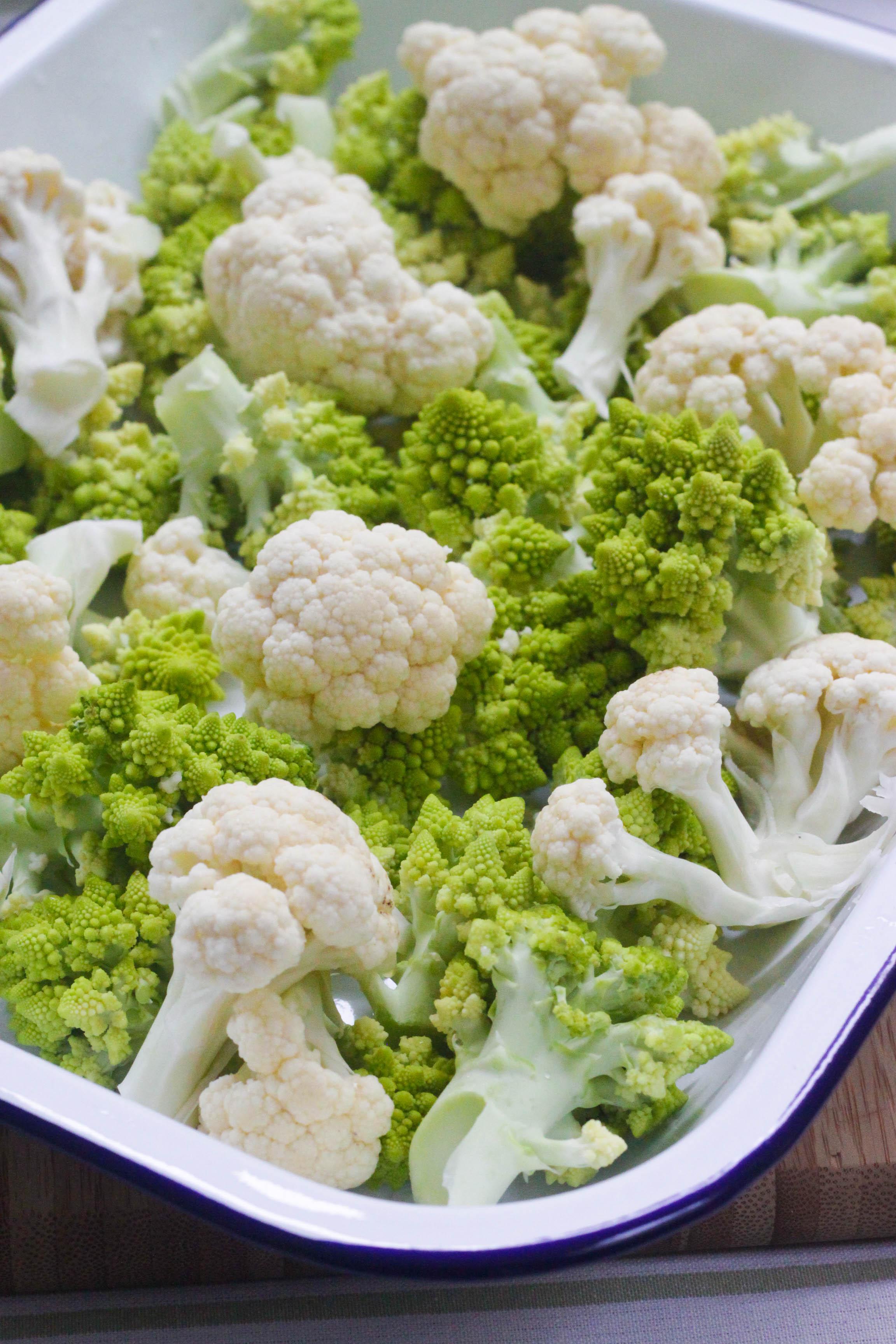 romanesco broccoli how to cook
