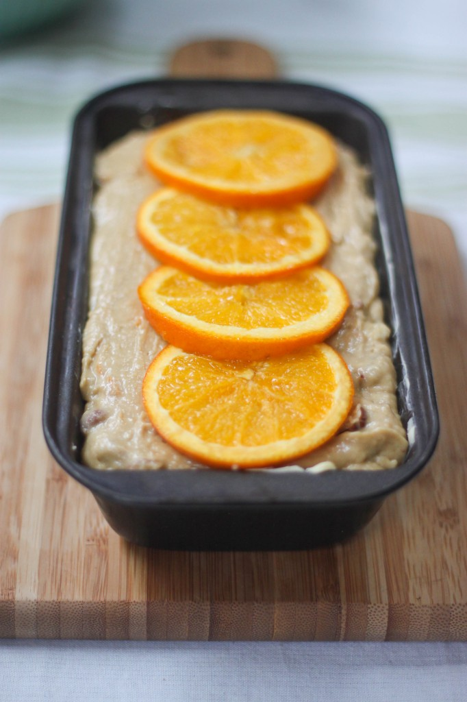 Banana Orange Bread-2