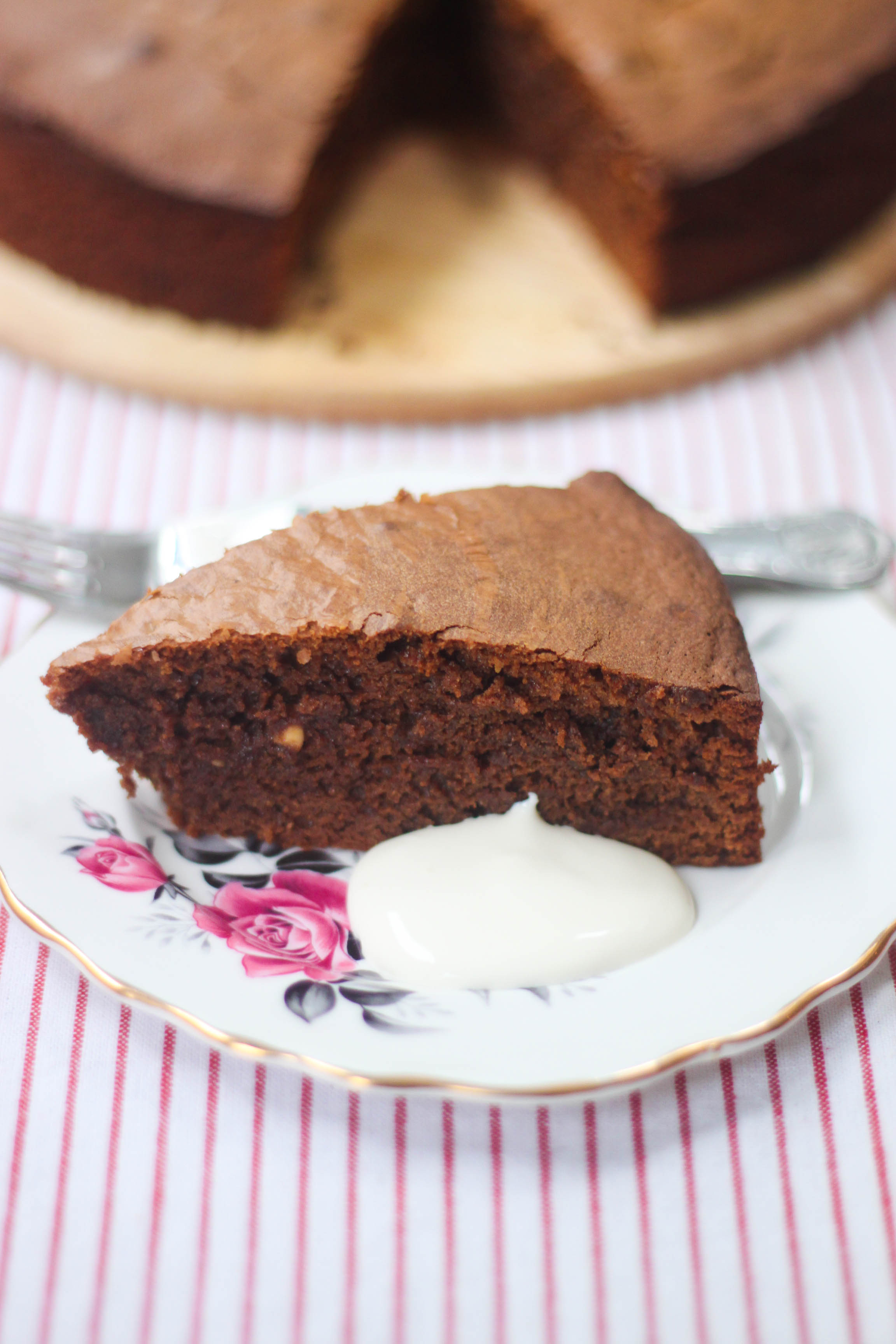 Naughty or Nice: Chocolate Peanut Butter Cake - I Can Has Cook ...