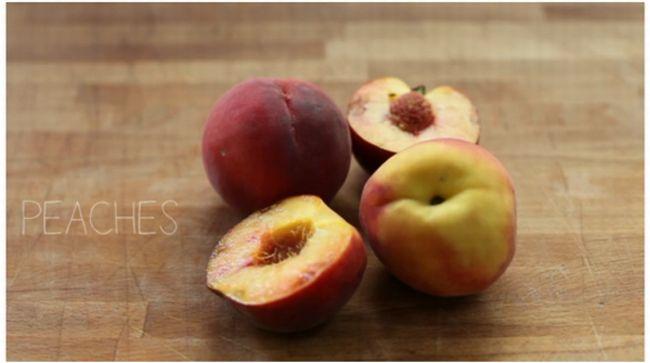peach large
